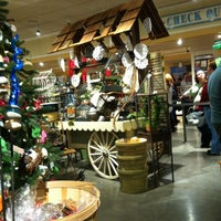 Photo taken at Yankee Candle Flagship Store by Steve T. on 12/1/2012