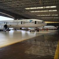 Photo taken at GMF AeroAsia by Hilman H. on 11/26/2015