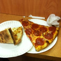 Photo taken at Majestic Pizza by Tom D. on 10/1/2012