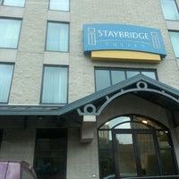 Photo taken at Staybridge Suites by Truckmen on 4/10/2013