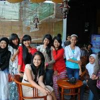 Photo taken at Rumah Kopi by Widya K. on 8/30/2013