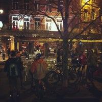 Photo taken at Bar du Matin by Olivier V. on 3/8/2013