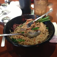 Photo taken at Pei Wei by Rayana N. on 11/11/2012