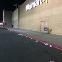 Photo taken at Walmart Supercenter by Michael T. on 12/5/2013