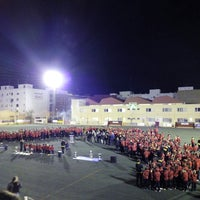 Photo taken at Futbol Alboraya by Fernando A. on 11/12/2014
