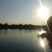 Photo taken at Sesto Calende by Katia N. on 8/31/2013