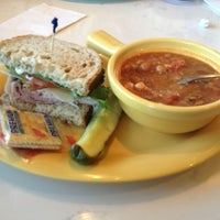 Photo taken at McAlister's Deli by Emily S. on 6/28/2013