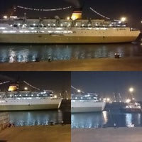 Photo taken at Terminal Penumpang Nusantara Pelabuhan Tanjung Priok by Octafred Y. on 8/5/2015