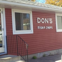 Photo taken at Don's Fish & Chips by Tracie T. on 9/30/2013