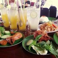 Photo taken at Jejamuran Resto by Vicky A. on 7/1/2013