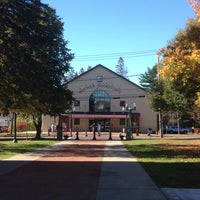 Photo taken at St. Lawrence University: Brewer Bookstore by Noah J. on 10/12/2013