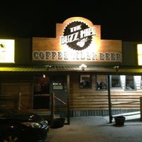 Photo taken at Buzz Mill Coffee by Lee H. on 1/20/2013