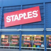Photo taken at Staples by Paul T. on 8/28/2013
