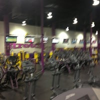 Photo taken at Planet Fitness by David R. on 9/11/2013
