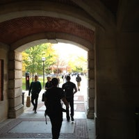 Photo taken at Dennison Archway by ViolinMonster on 10/9/2012