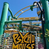 Photo taken at Psycho Mouse by Paul M. on 7/1/2014