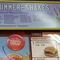 Photo taken at SONIC Drive In by Richard H. on 8/7/2013