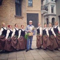 Photo taken at Berga Bazārs by Vlad K. on 7/19/2013