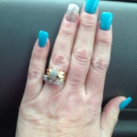 Photo taken at Victoria Nails by Barbie K. on 4/29/2014