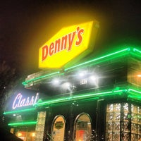 Photo taken at Denny's by Will O. on 10/8/2013