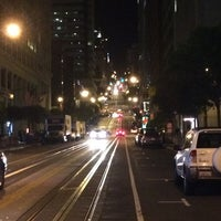 Photo taken at Sansome St. and Bush St. by Natalia T. on 5/26/2014