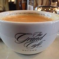 Photo taken at The Grand Café by Anastasiya K. on 3/23/2014
