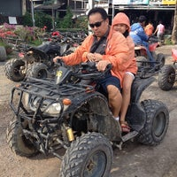 Photo taken at RATV adventure by Chiraporn D. on 11/30/2013