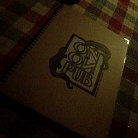 Photo taken at On On Pub by nira p. on 8/18/2013