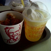 Photo taken at KFC / KFC Coffee by yosy a. on 1/25/2014