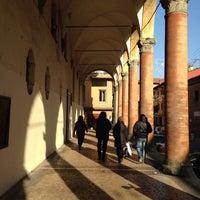 Photo taken at Via D'Azeglio by Stefano T. on 12/20/2015