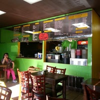 Photo taken at Taqueria La Bamba by John B. on 5/4/2014