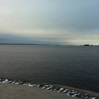 Photo taken at Морской причал by Евгеша 🌞 on 11/27/2013