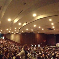 Photo taken at Alumni Hall by Loki_of_Mars on 9/11/2014