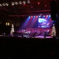 Photo taken at Kansas Star Arena by Sandy R. on 12/14/2013