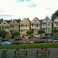 Photo taken at Painted Ladies by Dailon W. on 10/6/2012