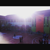 Photo taken at SMK Telkom Sandhy Putra Malang by nining r. on 3/13/2016