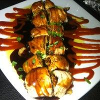 Photo taken at Sakanã Sushi & Hand Rolls by Babi C. on 10/9/2012
