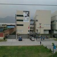 Photo taken at Universidad Privada del Norte (UPN) by Cesare Enrique on 2/28/2013