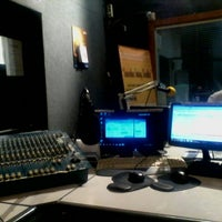 Photo taken at Sejahtera 107.3 FM by Gus T. on 2/16/2014