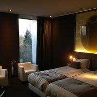 Photo taken at Hotel Breukelen by Ludo R. on 3/26/2013