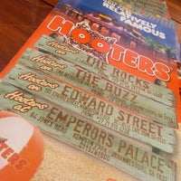 Photo taken at Hooters by Kevin O. on 10/12/2012