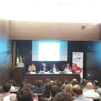 Photo taken at Cámara de Comercio de Sevilla by Javier R. on 5/4/2016
