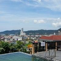Photo taken at Patong Cottage Resort Phuket by Alex L. on 9/29/2014