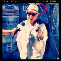 Photo taken at President's Gate - US Open by Topher on 9/7/2013