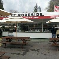 Photo taken at Gott's Roadside by Woody G. on 3/26/2012