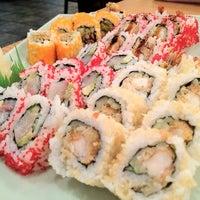 Photo taken at Matsu Sushi by Sam B. on 7/5/2013