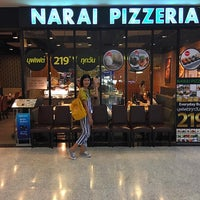 Photo taken at Narai Pizzeria by KAE GOSSIP on 5/6/2016