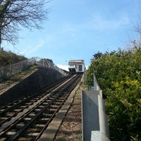 Photo taken at Babbacombe Cliff Railway by Paul (M0PCZ) C. on 4/5/2013