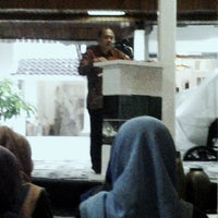 Photo taken at Pendopo Kabupaten Purwakarta by Renita F. on 2/27/2014