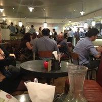 Photo taken at Gourmet Burger Kitchen by Simon B. on 8/2/2013